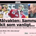 Skärmdump från aftonbladet